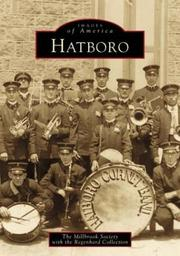 Cover of: Hatboro (PA) | Millbrook Society