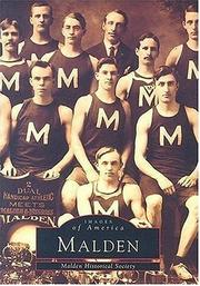 Cover of: Malden | Malden  Historical  Society