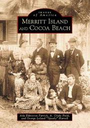 Cover of: Merritt Island and Cocoa Beach  (FL)  (Images of America) | Alma Field