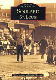 Cover of: Soulard, St. Louis (Images of America (Arcadia Publishing)) | Albert Montesi