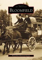Cover of: Bloomfield   (CT) | Wintonbury Historical Society