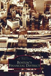 Cover of: Boston's  Financial  District