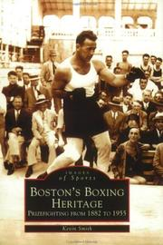 Cover of: Boston's  Boxing  Heritage