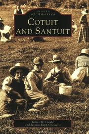 Cover of: Cotuit  and  Santuit     (MA)   (Images  of  America) | James  Warren  Gould