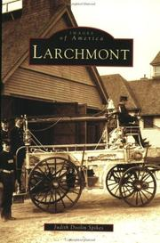 Cover of: Larchmont | Judith Doolin Spikes