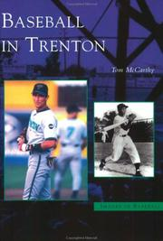Cover of: Baseball in Trenton  (NJ) (Images of Baseball) | Tom  McCarthy