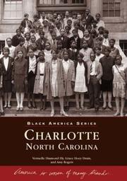 Charlotte  (NC)  (Black America Series)