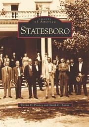 Cover of: Statesboro