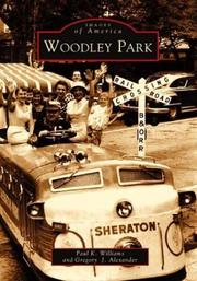Cover of: Woodley Park (DC) | Paul K. Williams &