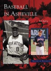 Cover of: Baseball in Asheville   (NC)  (Images of Baseball)