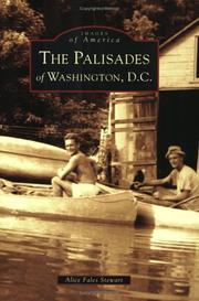 Cover of: The Palisades of Washington, D.C. (DC) | Alice Fales Stewart