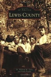 Cover of: Lewis  County (KY) (Images  of  America) | Dr. William  M. Talley