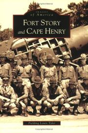 Cover of: Fort Story and Cape Henry (VA) | Fielding Lewis Tyler