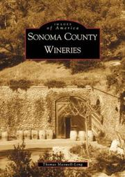 Cover of: Sonoma County Wineries   (CA) | Thomas Maxwell-Long