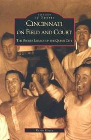 Cover of: Cincinnati On Field And Court
