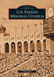 Cover of: Los Angeles Memorial Coliseum (CA) | Chris Epting
