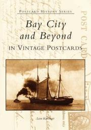 Cover of: Bay City and Beyond  In  Vintage  Postcards   (MI)  (Postcard  History  Series) | Leon  Katzinger