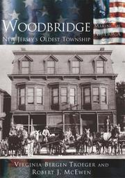 Cover of: Woodbridge | Virginia  B.  Troeger