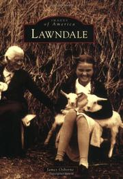 Cover of: Lawndale   (CA) | James Osborne