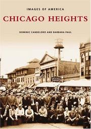 Cover of: Chicago Heights | Dominic Lawrence Candeloro