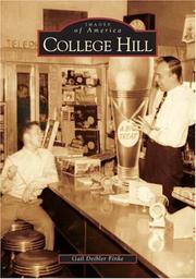 Cover of: College Hill