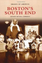 Cover of: Boston's South End