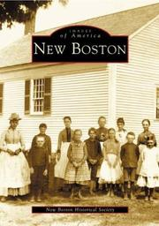 Cover of: New Boston (NH) | New Boston Historical Society