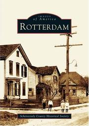 Cover of: Rotterdam   (NY) | Schenectady County Historical Society