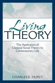 Living Theory by Charles E. Hurst