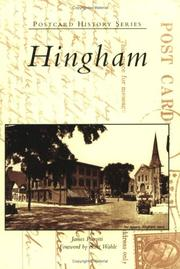 Cover of: Hingham | James Pierotti