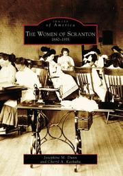 Cover of: The Women of Scranton | Josephine M. Dunn and