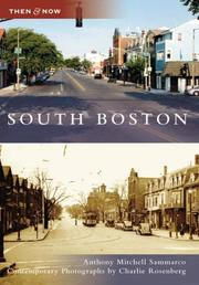 Cover of: South Boston (MA)  (Then & Now)
