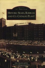 Cover of: Historic Sears, Roebuck and Co. Catalog Plant   (IL)  (Images of America) | John Oharenko