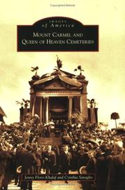 Cover of: Mount Carmel and Queen of Heaven Cemeteries  (IL) (Images of America) | Jenny Floro-Khalaf