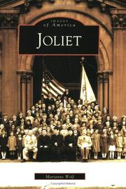 Cover of: Joliet (IL) | Marianne Wolf