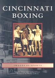 Cover of: Cincinnati boxing