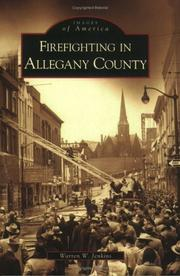 Cover of: Firefighting in Allegany County   (MD) | Warren  W.  Jenkins