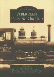 Cover of: Aberdeen Proving Ground (MD)
