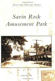 Cover of: Savin Rock Amusement Park   (CT) | Edith Reynolds