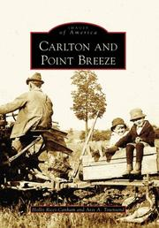 Cover of: Carlton and Point Breeze (Images of America: New York) | Hollis Ricci-Canham