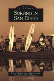 Cover of: Surfing In San Diego, CA (Images of America) | John C. Elwell