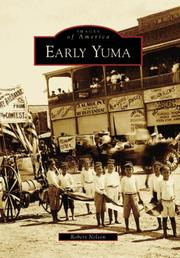 Cover of: Early Yuma   (AZ) | Robert Nelson
