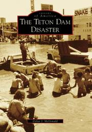 Cover of: The Teton Dam Disaster   (ID) | Dylan J. McDonald