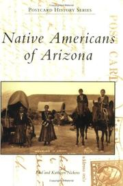 Cover of: Native Americans of Arizona (AZ) | Paul Nickens