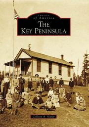 Cover of: Key Peninsula, WA | Colleen A. Slater