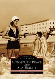 Cover of: Monmouth Beach and Sea Bright  (NJ)