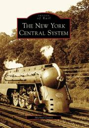 Cover of: The New York Central System (NY)  (Images of Rail) | Michael Leavy