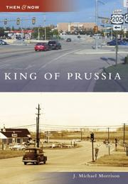 Cover of: King of Prussia (PA) (Then & Now) | J. Michael Morrison