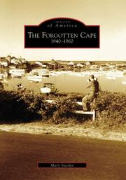 Cover of: Forgotten Cape | Mary Sicchio