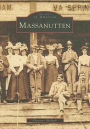 Cover of: Massanutten (VA) | Christine Michaels